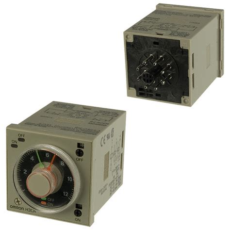 Omron Timer H3cr F8 Timer h3cr f8 300 ac100 240 datasheet specifications function