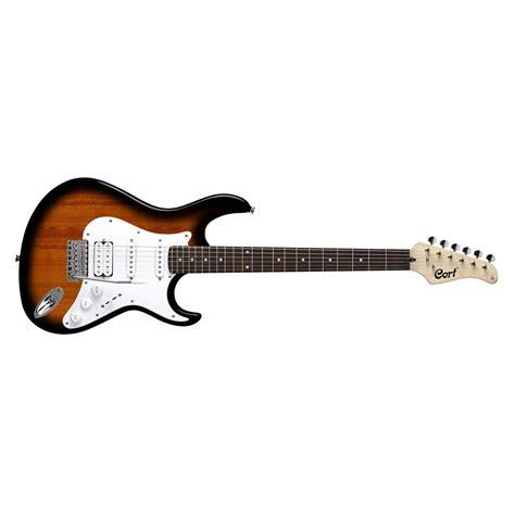 cort guitars cort g110 2t electric guitar sunburst