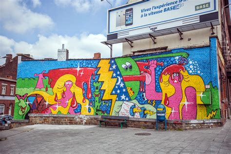 festival painting belgique todd new mural for asphalte festival charleroi