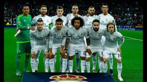 imagenes del real madrid todo el equipo 2015 real madrid an 225 lisis del equipo que zidane presentar 225 en