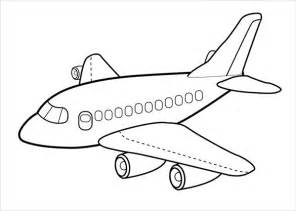 coloring page airplane 21 airplane coloring pages free word pdf jpeg png