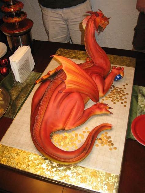 Dnd Liquid Cake cake