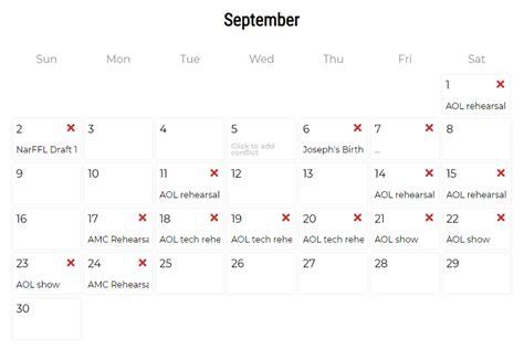 conflict calendar template conflict calendar template gallery template design ideas