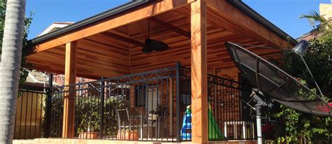 Timber Patio Perth by Trendy Timber Linings