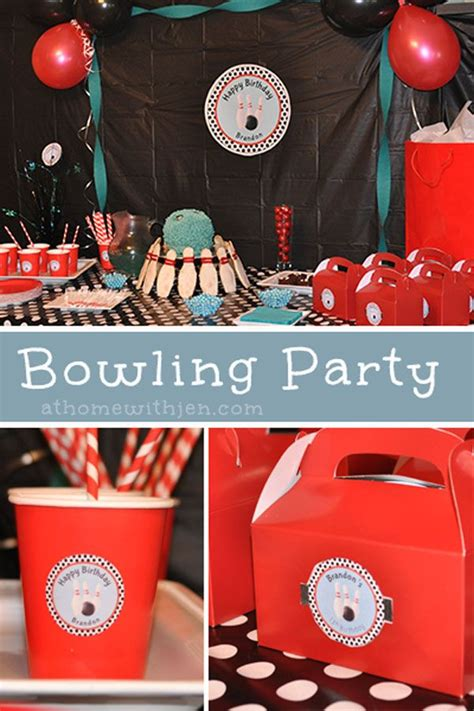 diy bowling favors 17 best images about bowling on scissors