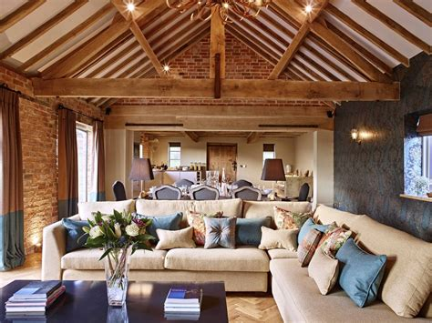 luxury barns with indoor pool four new luxury barns with
