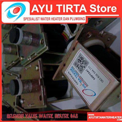 Water Heater Murah Malaysia jual spare part water heater gas selenoid valve gas