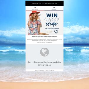 connection win a luxury seaside escape a 500