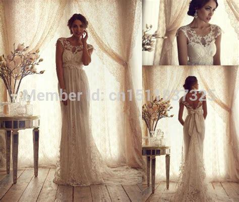 White Vintage Wedding Dresses by Vintage White Lace Wedding Dress Www Imgkid The
