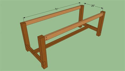 diy side table plans howtospecialist how to build how to build a farmhouse table howtospecialist how to