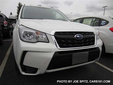 subaru forester xt 2017 white 2017 subaru forester exterior photo page 1