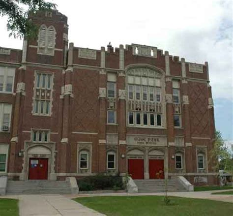 park high school chicago il gage park high school undermined by budget cuts constant