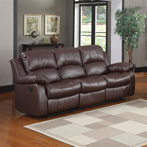 best leather reclining sectional best reclining leather sofa reviews best leather reclining