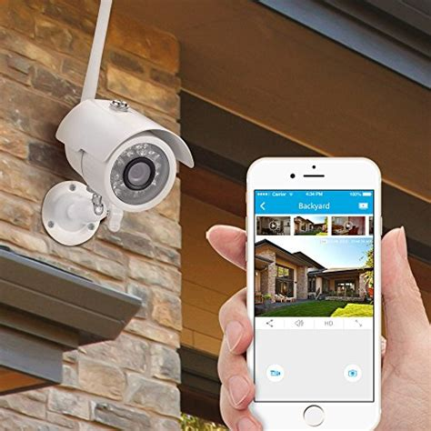 the 10 best wireless security cameras of 2017 consumer top