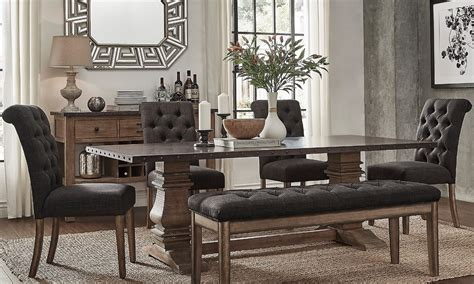 where to buy dining room furniture how to choose elegant dining room furniture overstock com