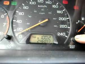 Maintenance Required Light Honda Accord Resetting 1998 2002 Honda Accord Maintenance Required
