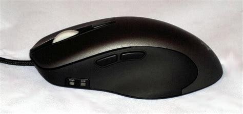 Mouse Steelseries Ikari steelseries ikari laser mouse review eteknix