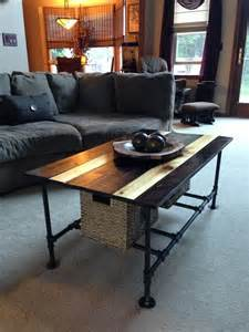 Diy Pipe Coffee Table Diy Plumbing Pipe Coffee Table For The Home