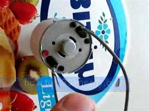 free energy how to build magnetic power generator for