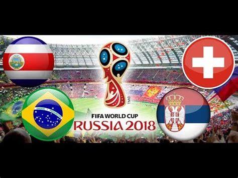 serbia szwajcaria turniej panini fifa world cup russia 2018 kostaryka