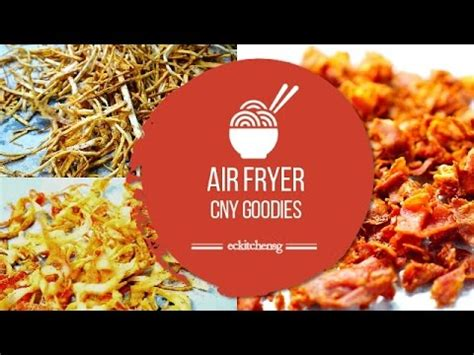 air fried new year goodies air fryer new year goodies