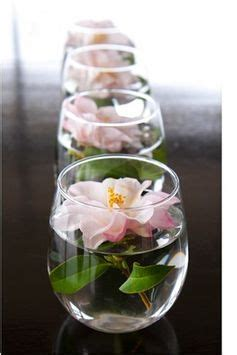 25 best ideas about floating flower centerpieces on