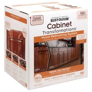 kitchen cabinet refinishing kit spruce up your kitchen cabinets with rust oleum cabinet