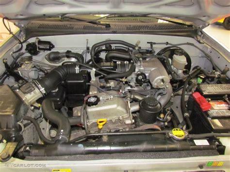 Toyota 4 Cylinder Engines 2004 Toyota Tacoma Regular Cab 4x4 2 7l Dohc 16v 4