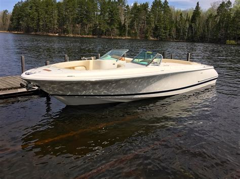chris craft boats for sale in minnesota chris craft launch 28 2006 used boat for sale in lake