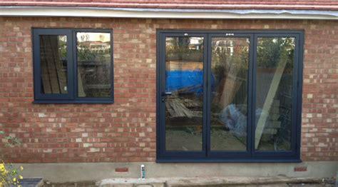 Schuco aluminium window AWS70SC Bifolding door factory