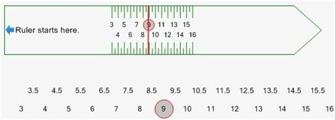 printable ring sizer ruler find ring size online what is my ring size