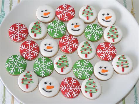 bolachas decoradas de natal comprar mini biscoitos decorados para o natal sugar kisses