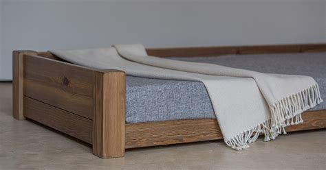 wooden dog beds large wooden dog bed get laid beds