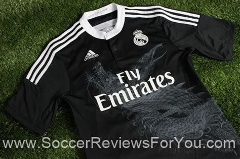 Jersey Real Madrid Hitam 201415 2014 15 real madrid 3rd jersey review soccer reviews for you