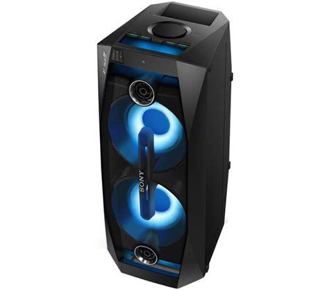 buy sony gtk x1bt wireless megasound hi fi system usb connector free delivery currys