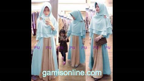 Gamis Syar I 2014 Katalog Baju Gamis Syar I Terbaru 2014