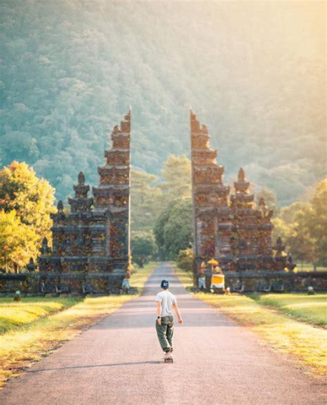 netizen bilang gerbang menuju khayangan