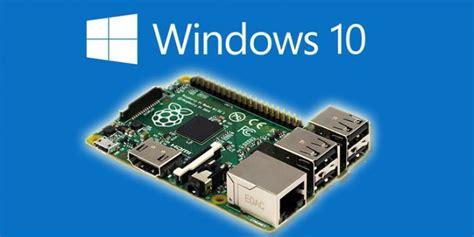 cara install windows 10 di raspberry pi installare e usare windows 10 iot su raspberry pi 3