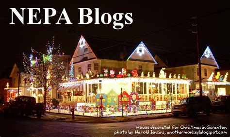 scranton pa xmas lights nepa blogs about the header image december 25 2013