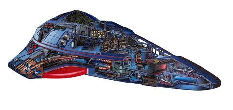 Rectangle Deck Plans by Trek Geek Voyager