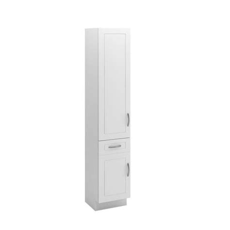 Fabritec Cabinets Reviews by Fabritec 15 Quot X78 Quot Linen Cabinet In White Walmart Ca
