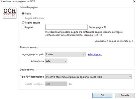 trasformare immagine in testo trasformare immagini in pdf ilsoftware it