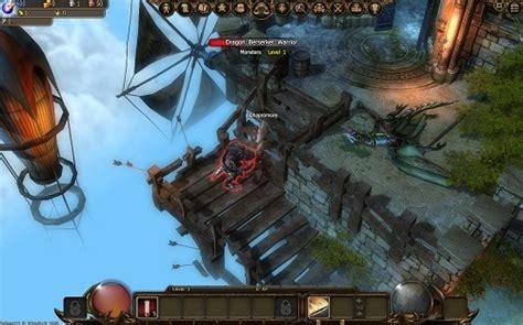 browser based hack and slash rpg optionerogon drakensang online review games finder