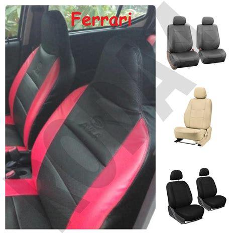 Sarung Cover Jok Mobil Terios Bahan 3 Baris Jual Seat Cover Sarung Jok Mobil Bahan Wuling