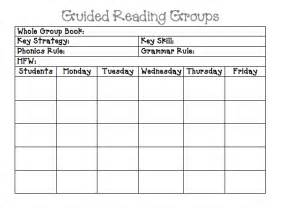 guided reading lesson plan template 3rd grade the fairytale of a grade some guided