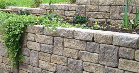 Interlocking Garden Wall Blocks Romanstack 174 Interlock Concrete Products Inc