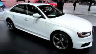 Audi A4 Quattro S Line 2014 Audi A4 2 0t Quattro S Line Exterior And Interior