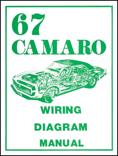 1967 chevrolet camaro parts literature multimedia