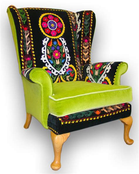 Patchwork Upholstered Furniture - 25 best ideas about patchwork chair on