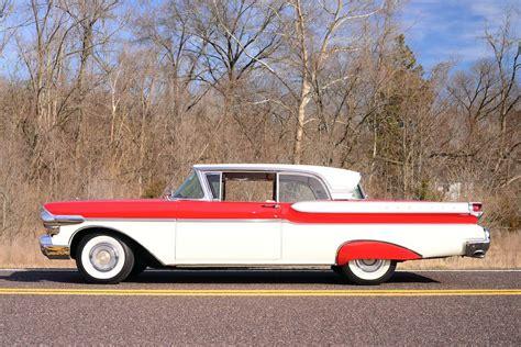 1957 MERCURY TURNPIKE CRUISER 2 DOOR HARDTOP   182583